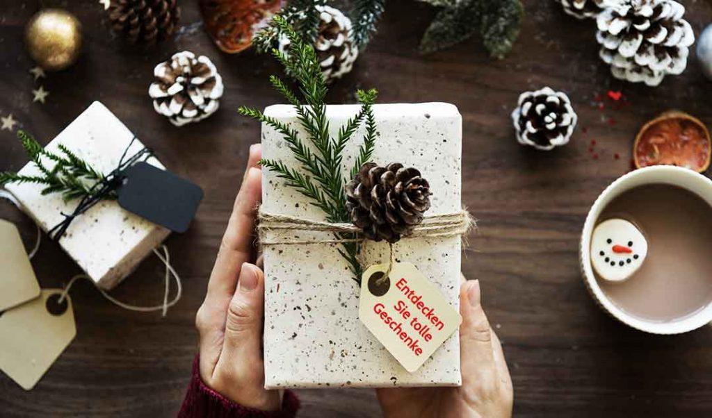 Was soll ich bloß zu Weihnachten schenken? - Bader Magazin