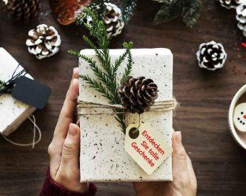 Die schönsten Geschenkideen