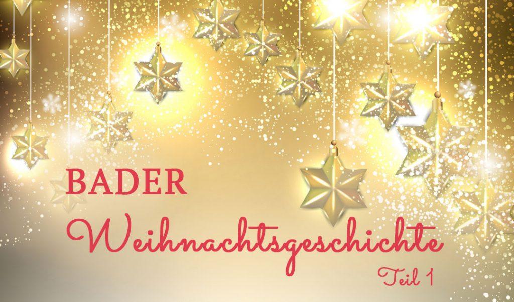 BADER Weihnachtsgeschichte
