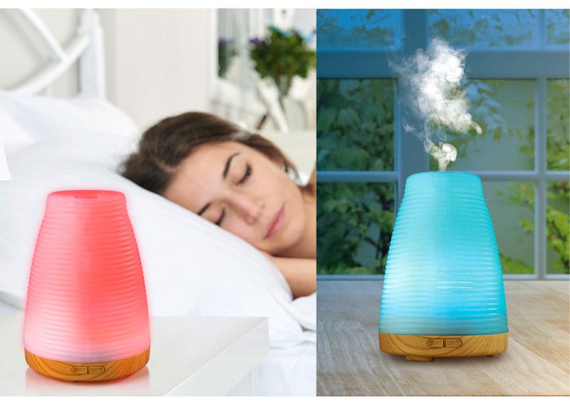 """Vitalmaxx"" Aroma-Luftbefeuchter - Putzen ohne Chemie"