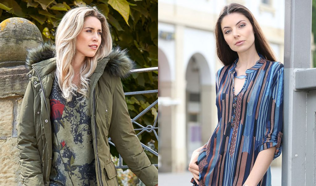 Modetrends Herbst Winter
