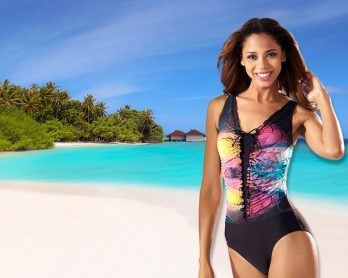 Strandbekleidung 2019 - Bikinis, Badeanzüge und mehr