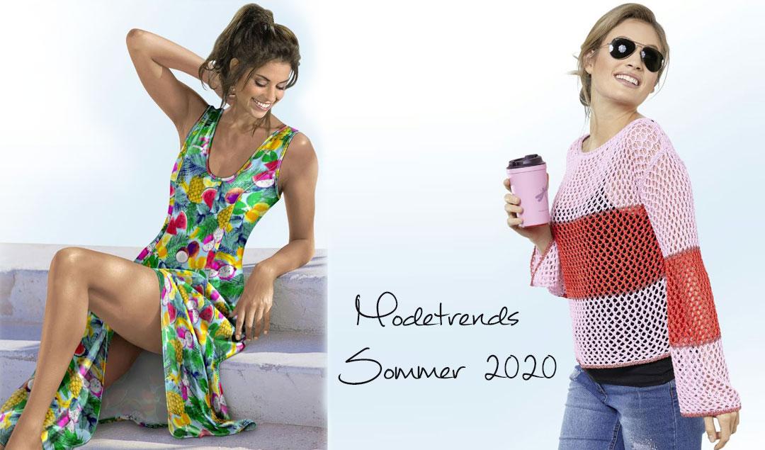 Modetrends für den Sommer 2020