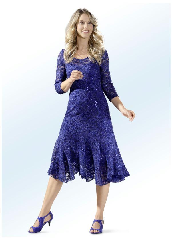 Party-Kleid 2-tlg. von KLAUS MODELLE - Mode für Mollige