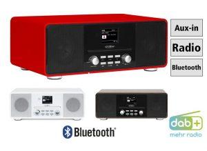 Reflexion HRA19DAB Stereoanlage mit DAB+ Radio - Urlaub zuhause
