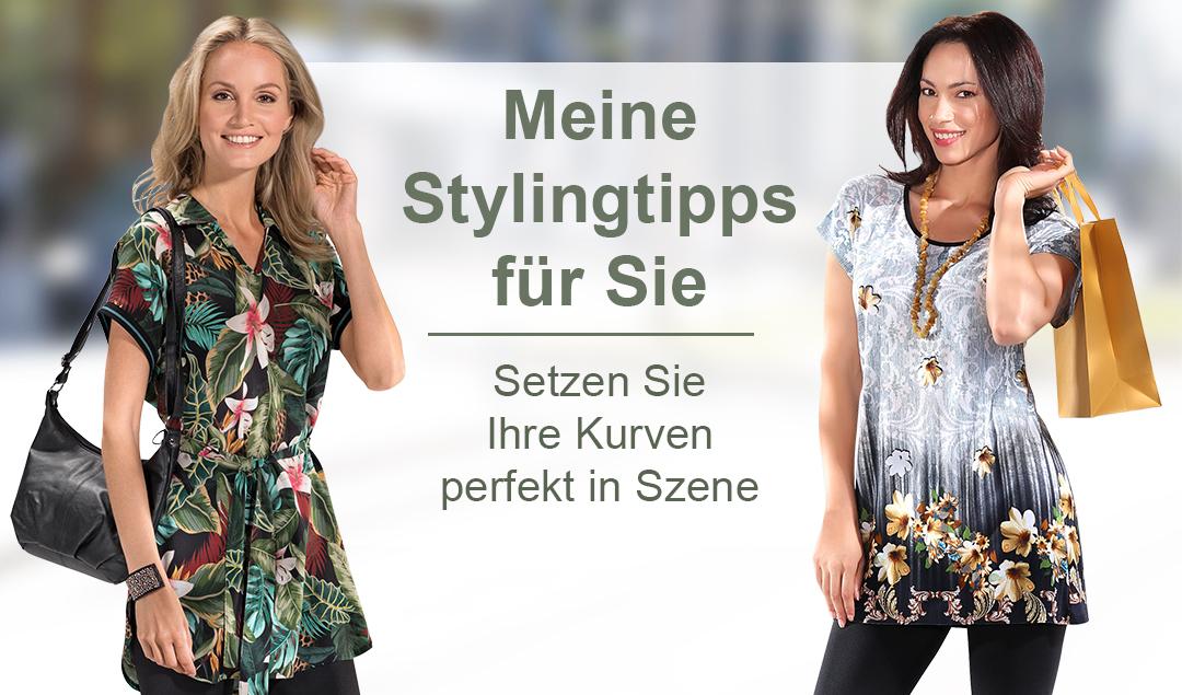 Shirt und Tunika für Plus Size