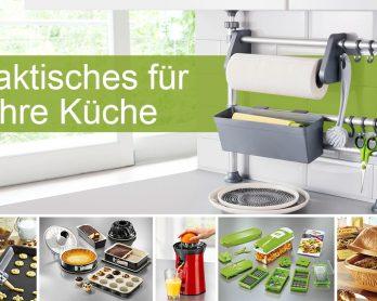 Praktische Küchenhelfer für Ihre Küche