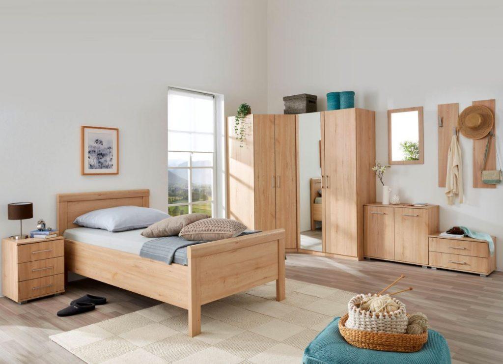 Hochwertiges Schlafzimmerprogramm