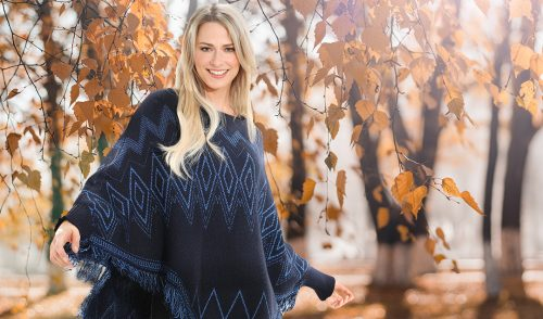 Pullover und Kleidung für kalte Tage