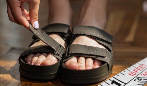 """Leben auf """"starkem"""" Fuß – Wie Sie richtig Ihre Schuhweite messen"""