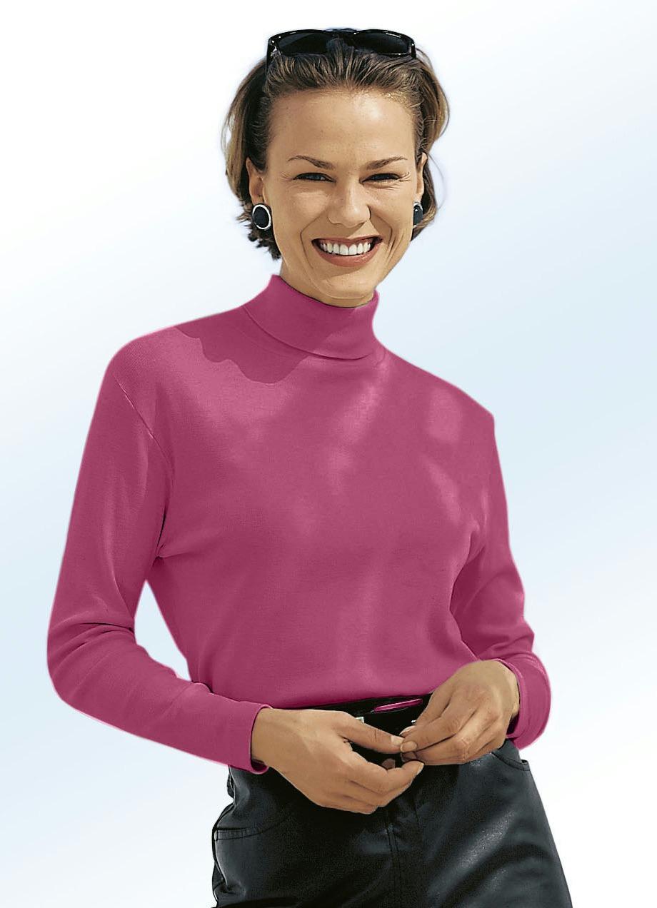 Rolli in 13 tollen Farben Brombeere Größe 52 Damen Preisvergleich