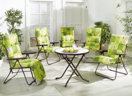 Gartenmöbel in verschiedene ausführungen