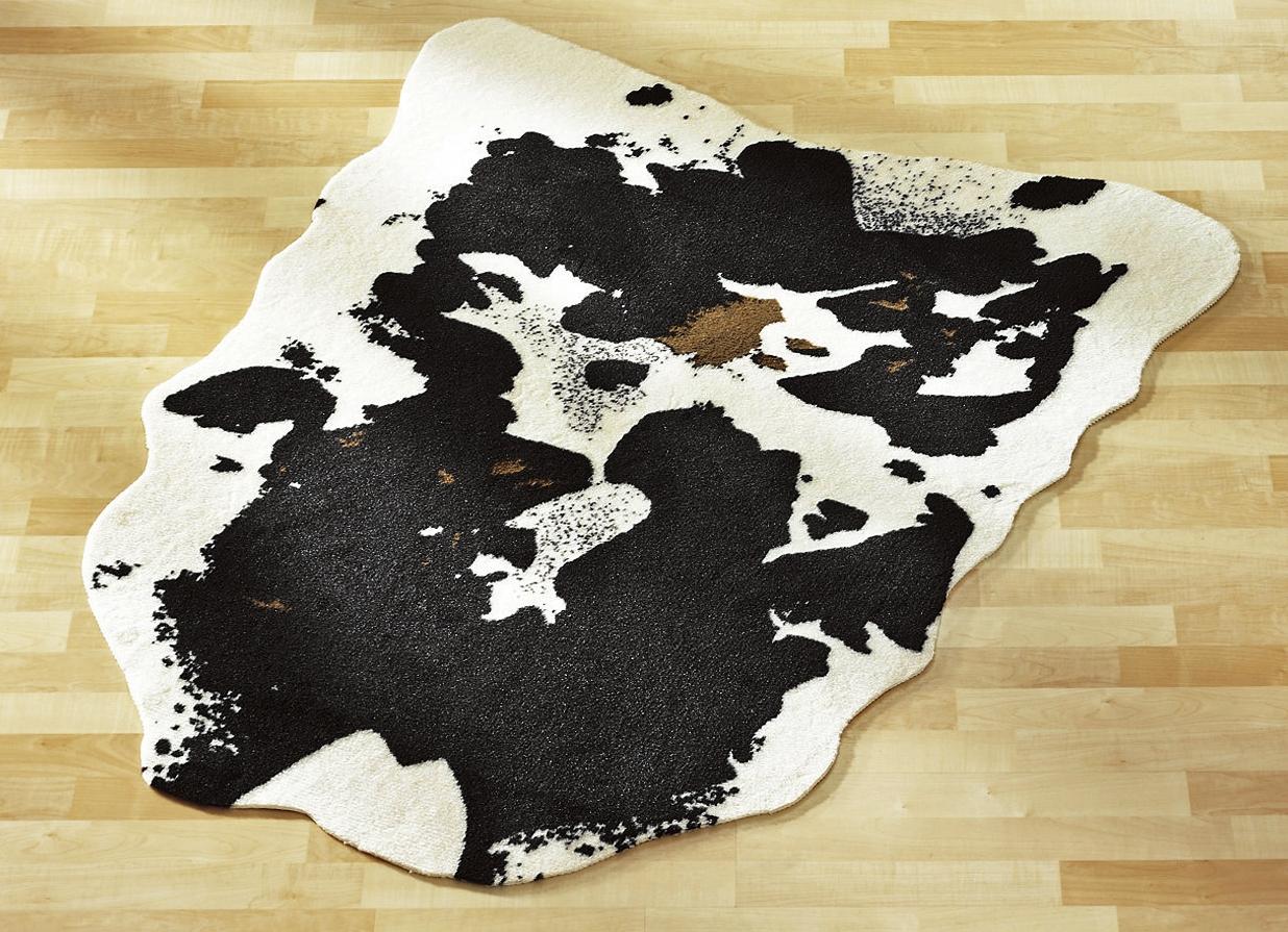 kuhfell teppich preise vergleichen und g nstig einkaufen. Black Bedroom Furniture Sets. Home Design Ideas