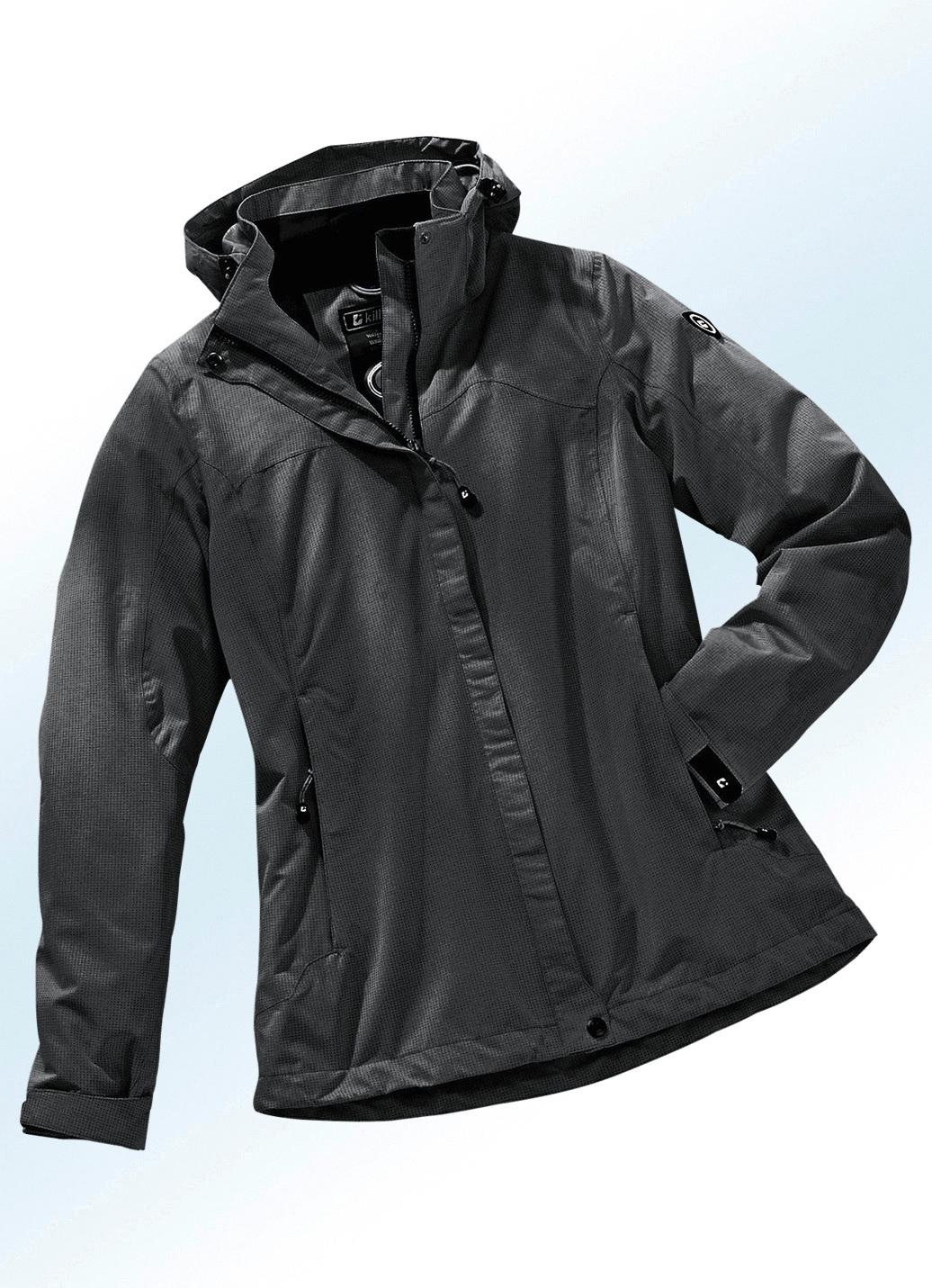f4e92b9cebeeb9 Killtec® Damen-Funktionsjacke Schwarz Größe 36 Damen Preisvergleich
