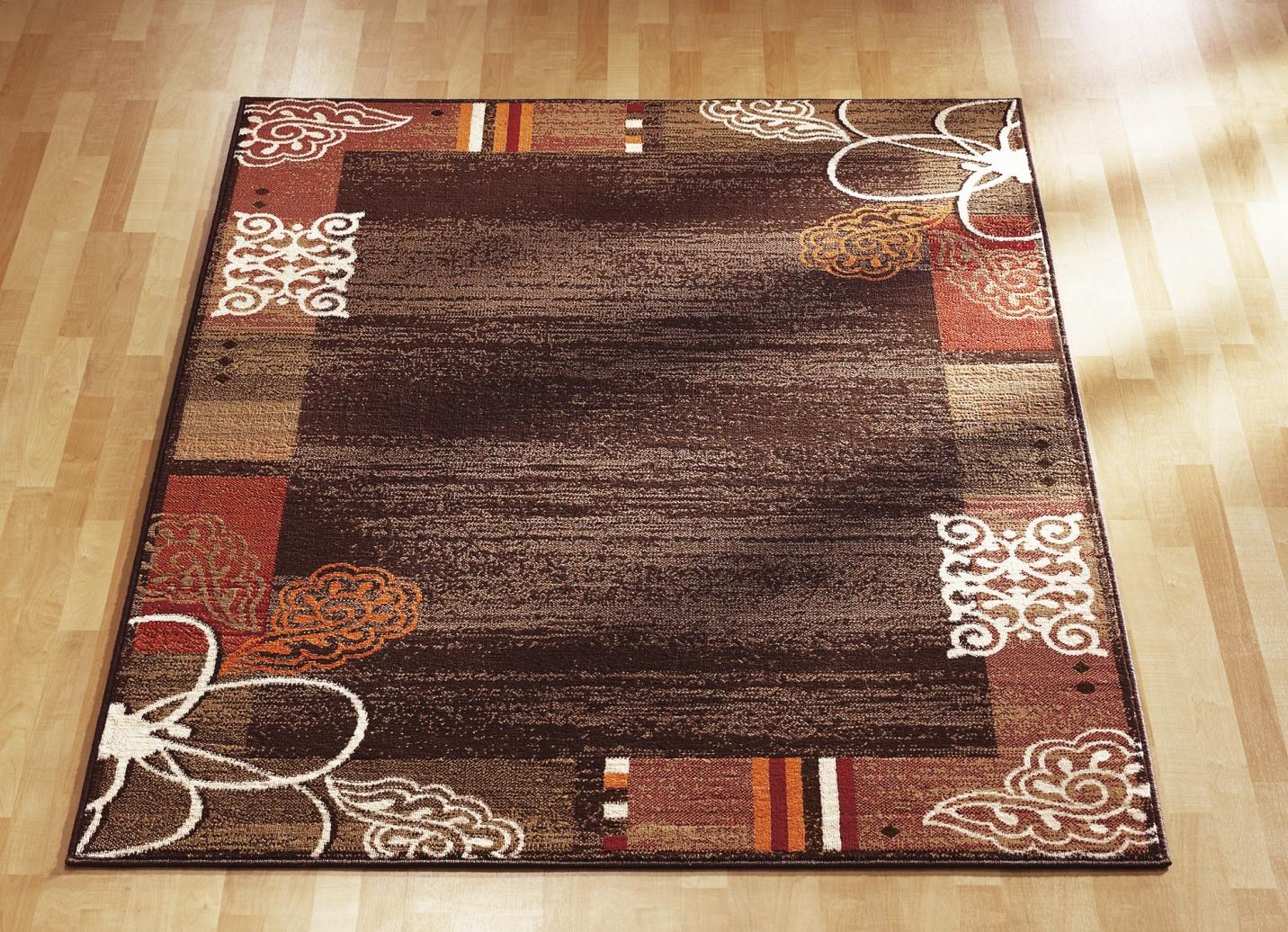 Brücken und Teppiche  Größe 249 (Teppich 160x230 cm) Braun Preisvergleich