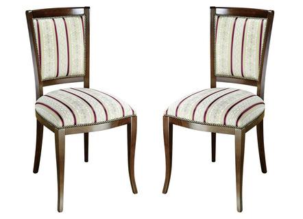 Edle Stühle In Verschiedenen Ausführungen