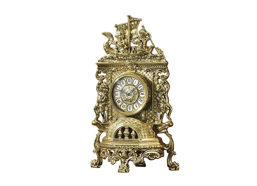 Tischuhr Accessoires Messing Accessoires Messing Gold Messing Gold Accessoires Tischuhr XOPuZkiTw