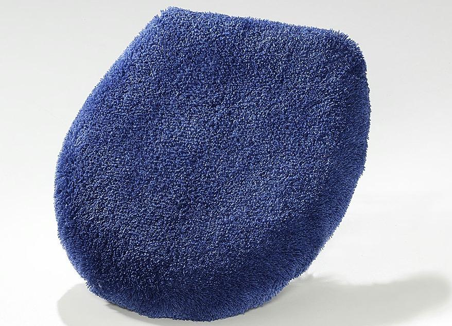 Kleine Wolke Badgarnitur mit Wellen-Motiv  Größe 112 (Deckelbezug mit Kordel 47/ 50 cm) Bl Preisvergleich