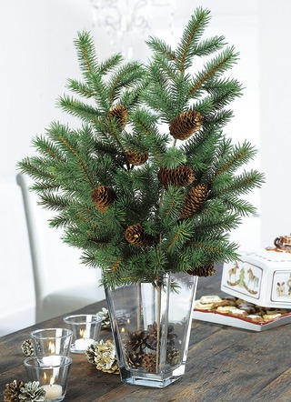 Adventskranz bestellen adventsgestecke online kaufen - Bader weihnachten ...