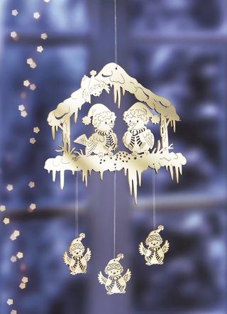 fensterbilder weihnachten selbstklebend weihnachtsdeko. Black Bedroom Furniture Sets. Home Design Ideas