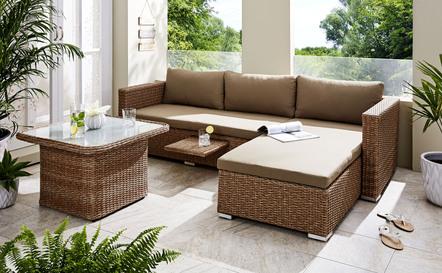 lounge mbel veneto in verschiedenen ausfhrungen - Einfache Dekoration Und Mobel Gartenmoebel Fuer Die Neue Saison