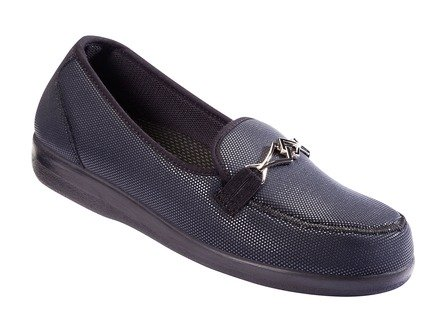 Damen-Stretch-Slipper in 2 Farben