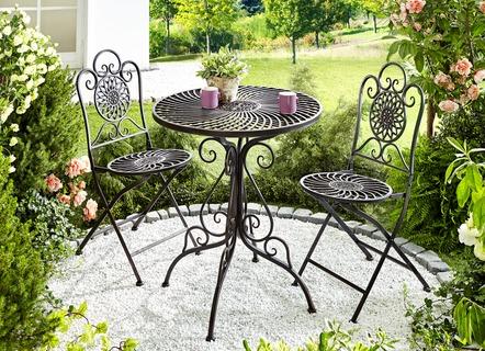 garten und balkonm bel in schicken designs und h bschen farben. Black Bedroom Furniture Sets. Home Design Ideas