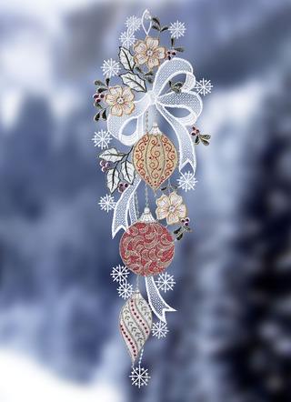 Fensterbilder weihnachten selbstklebend weihnachtsdeko - Bader weihnachtsdeko ...