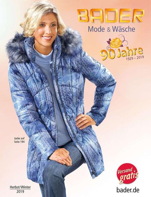 a535119d555a BADER Online-Kataloge ansehen & neue Produkte entdecken | BADER